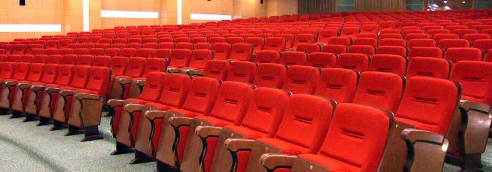 Кресла для театров и кинотеатровОт эконом-класса до самых престижных.Удобные в эксплуатации кресла прекрасно подойдут как для маленьких театров, так и для вип-залов крупного кинотеатра.